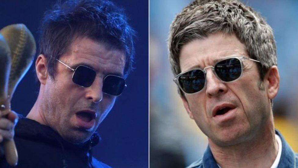 Брат кличе брата: гурт Oasis може відродитися
