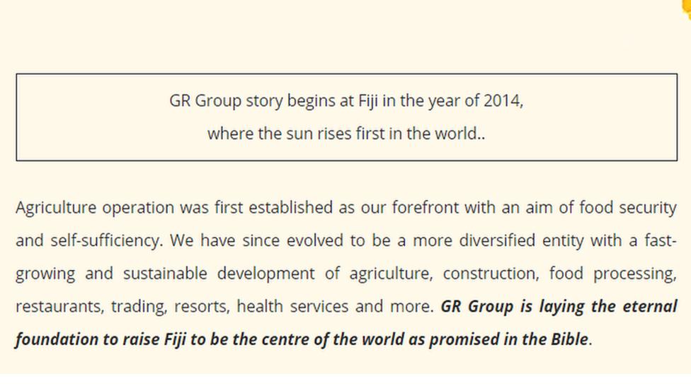Manifiesto del Grupo GR