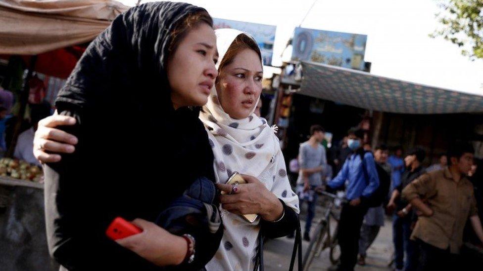 Смертник атакував освітній центр в Кабулі: десятки загиблих