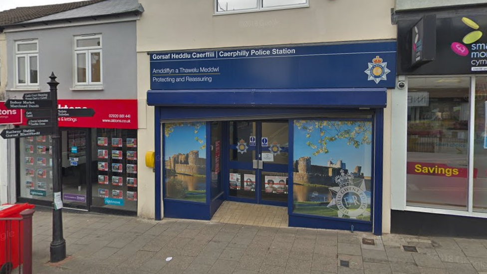 Gwent Police cuts at Caerphilly station criticised by council