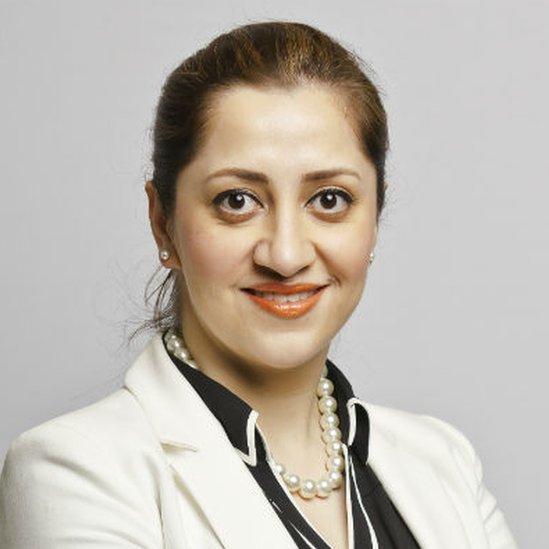 Ajla Mažid, finansijska analitičarka