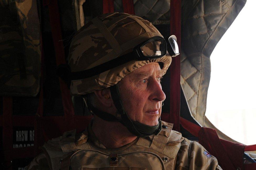 Na putu za Avganistan