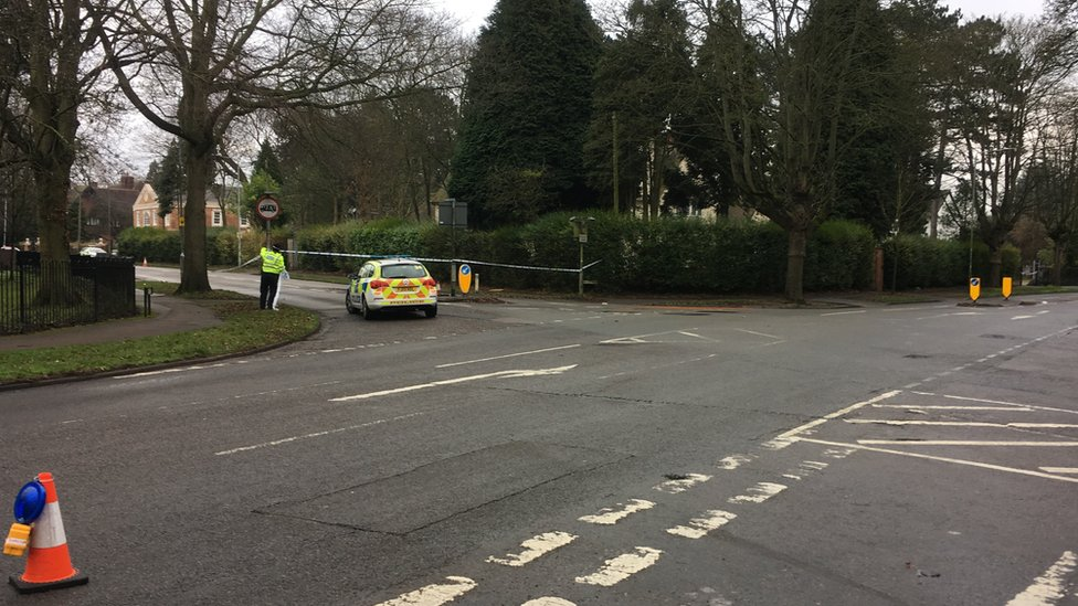 University of Leicester student killed by car fleeing police in Oadby