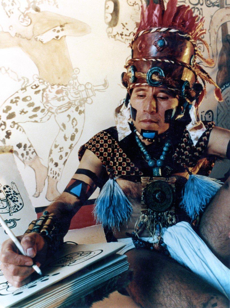 Indígena maya