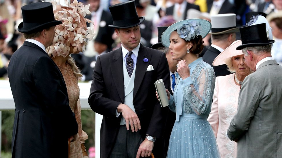 Royal Ascot: Day one in pictures