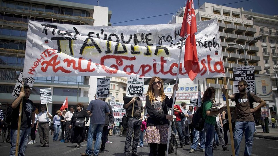Al igual que en el caso de Argentina, en Grecia el FMI no estimó bien el impacto que tendrían sus medidas.