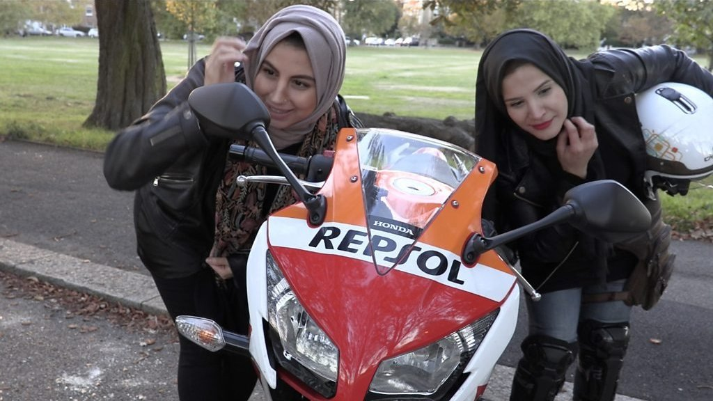 Biking and challenging cultural stereotypes
