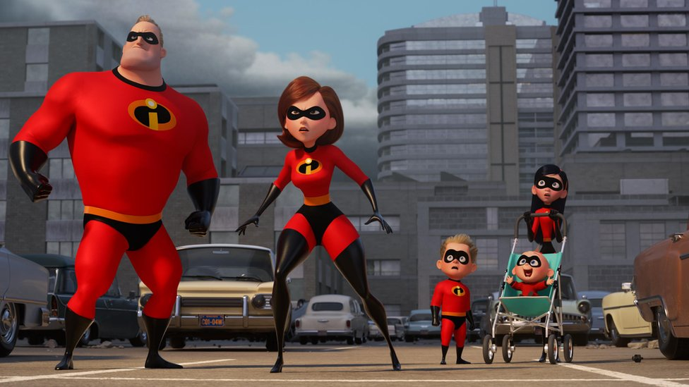 Disney-Pixar's Incredibles 2 to show at Edinburgh International Film Festival