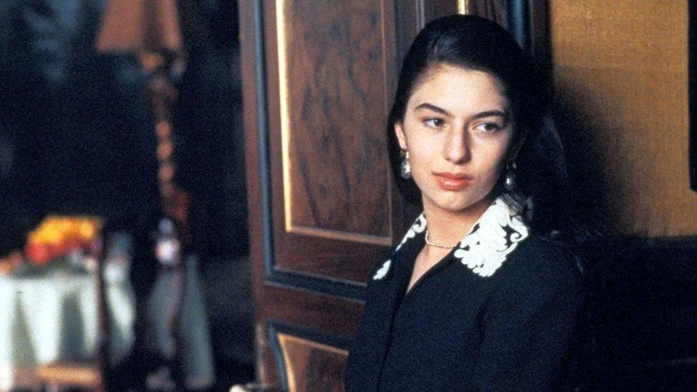 Najčešće kritikovani element filma je oduvek bila uloga Sofije Kopole koja igra Majklovu ćerku Meri