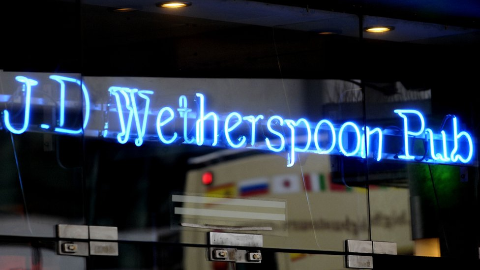 JD Wetherspoon slips to loss following Covid-19 restrictions