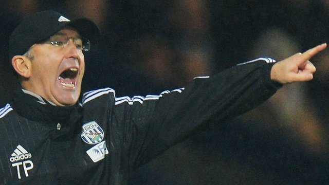 West Brom 2-1 Stoke: Pulis pleased with 'first class' Baggies
