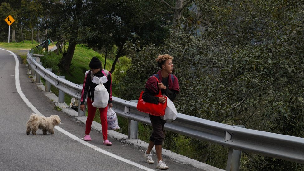 Venezuelans brave 'brutal' migrant route made tougher by pandemic thumbnail