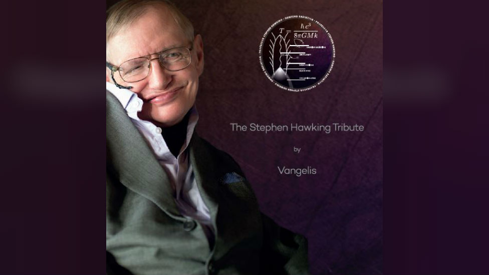 CD cover of Vangelis composition