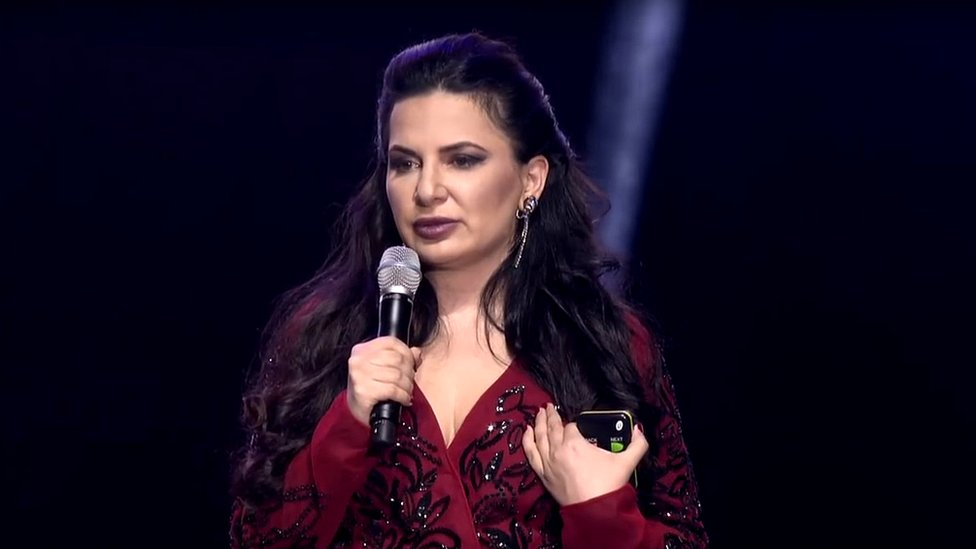 Dr Ruja Ignatova