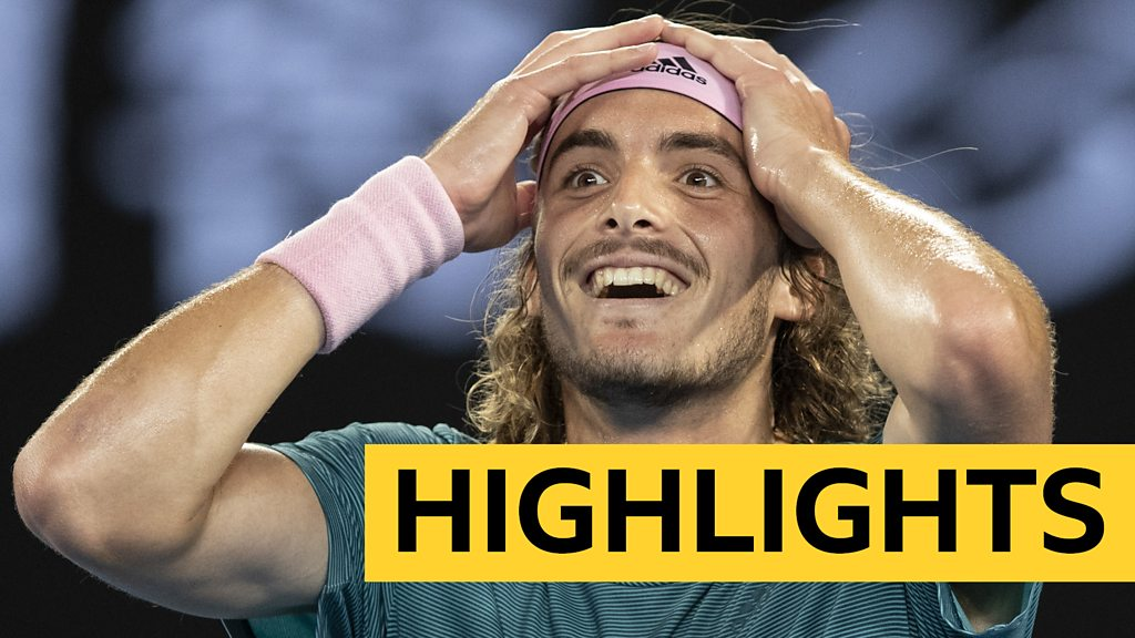 Roger Federer beaten by Stefanos Tsitsipas in Australian Open