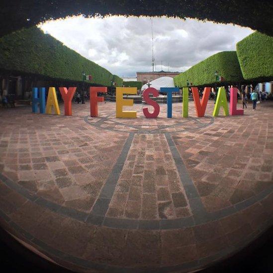 El zócalo de Querétaro
