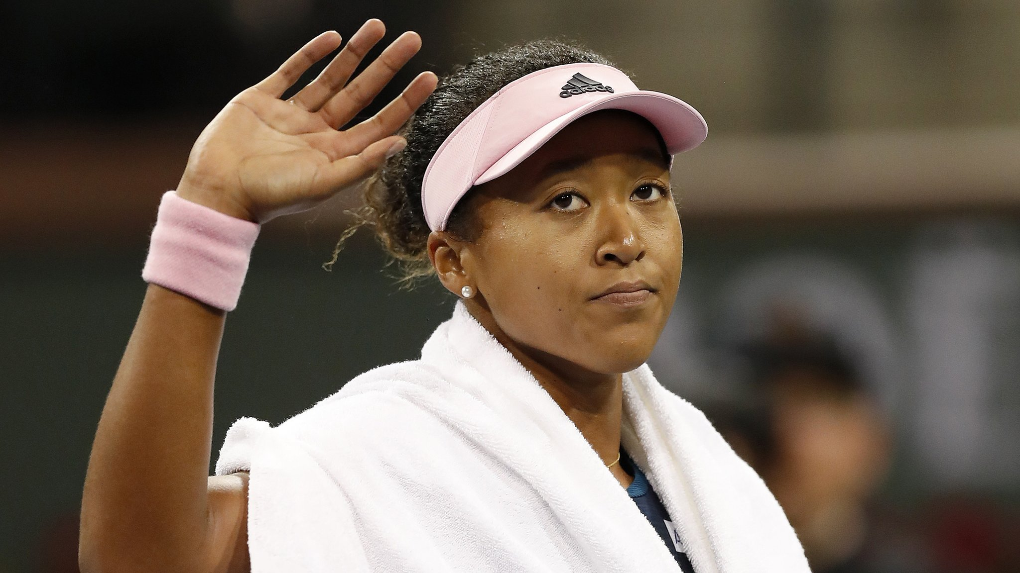 World's top two Osaka and Halep beaten at Indian Wells