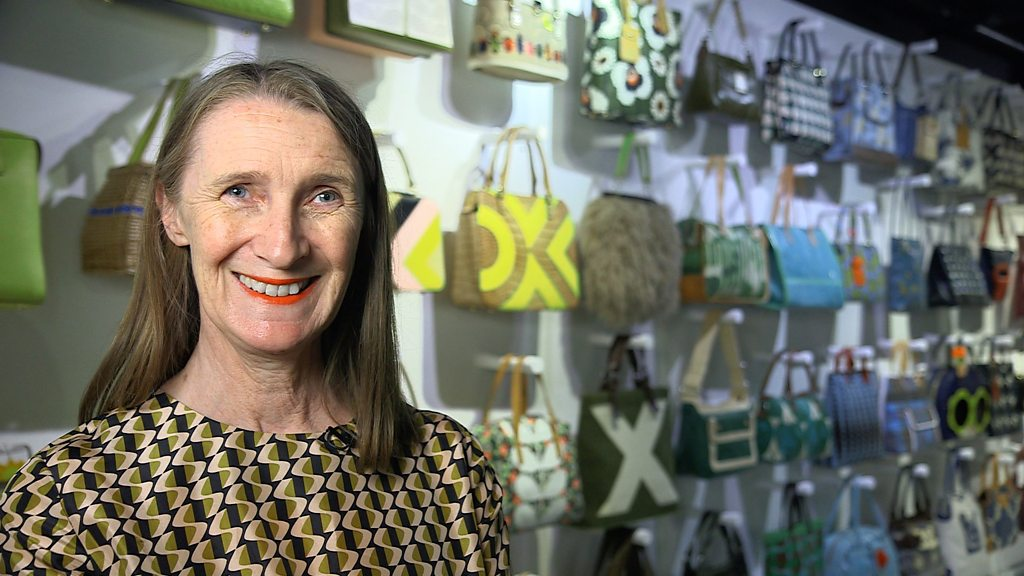 Orla Kiely: 'Stem pattern was a very quick design'