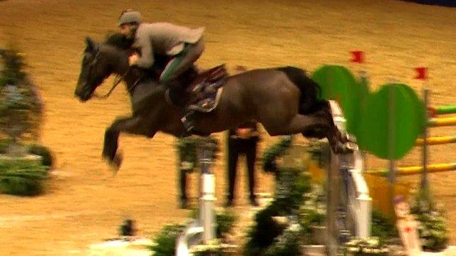 Gaudiano gallops to win at Olympia