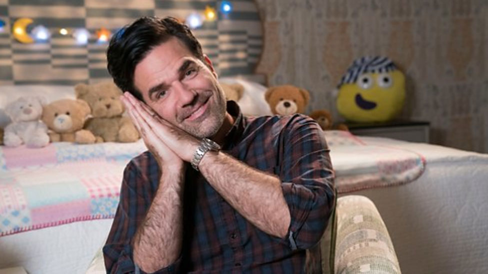 Rob Delaney to sign CBeebies story