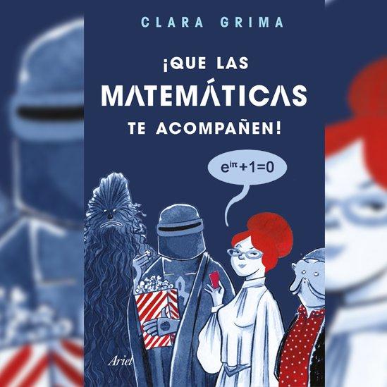"""""""¡Que las matemáticas te acompañen!"""""""