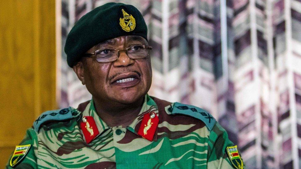 General Constantino Chiwenga