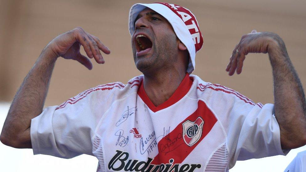 River - Boca en la final de la Copa Libertadores  ¿por qué los ... 862eb800853f4