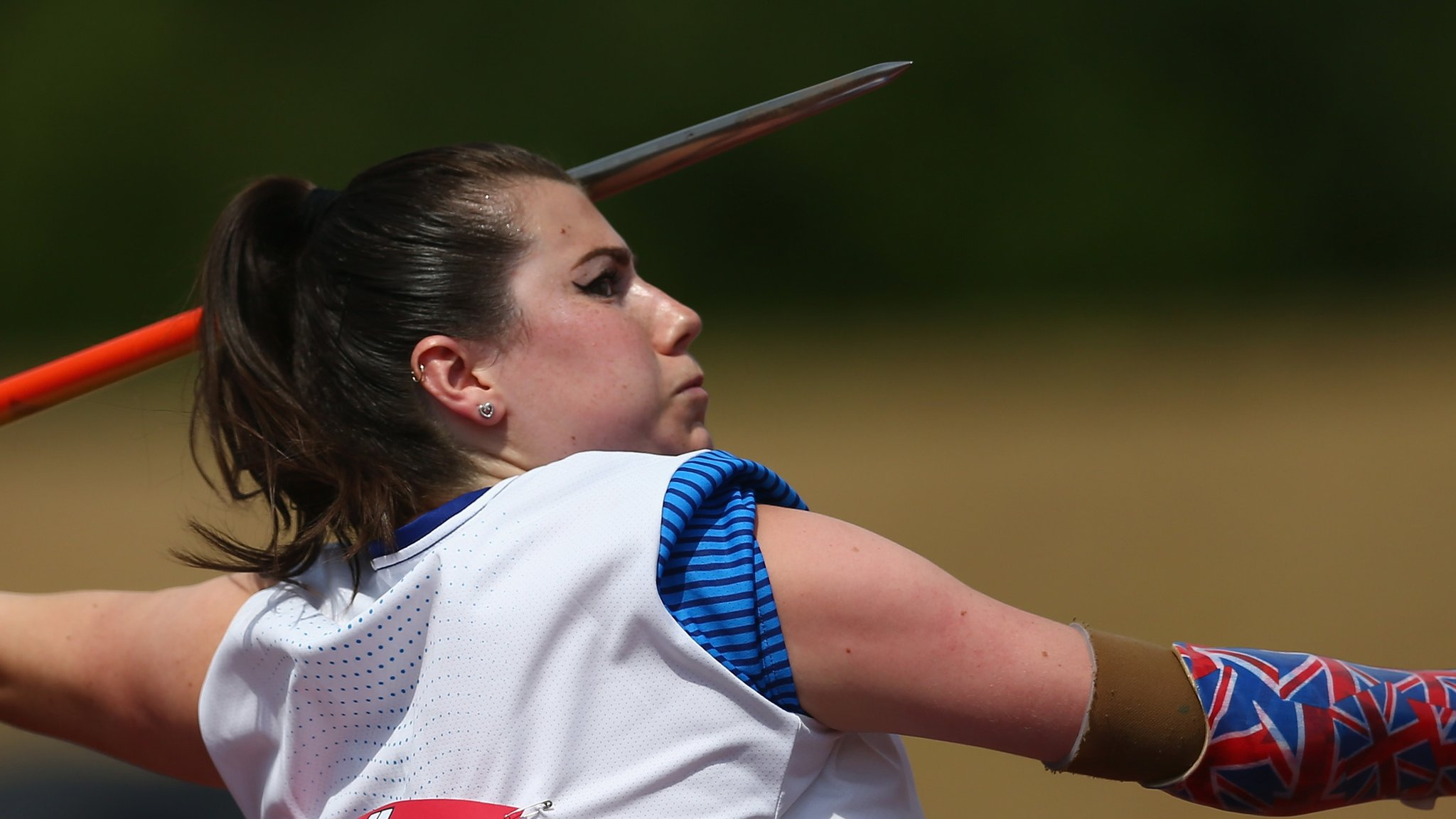 Hollie Arnold wins javelin gold at World Para-athletics European Championships