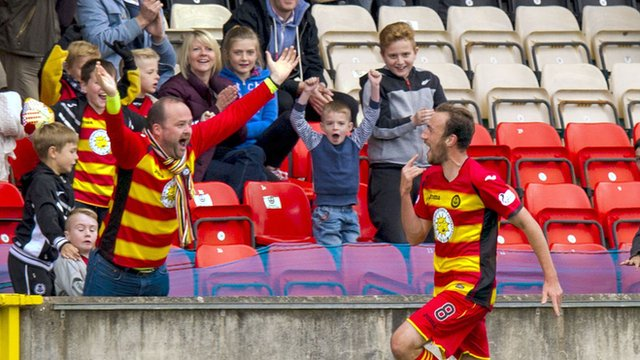Highlights - Partick Thistle 3-0 Dundee United