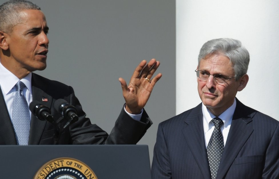 Merrick Garland: Profile of US Supreme Court hopeful - BBC News