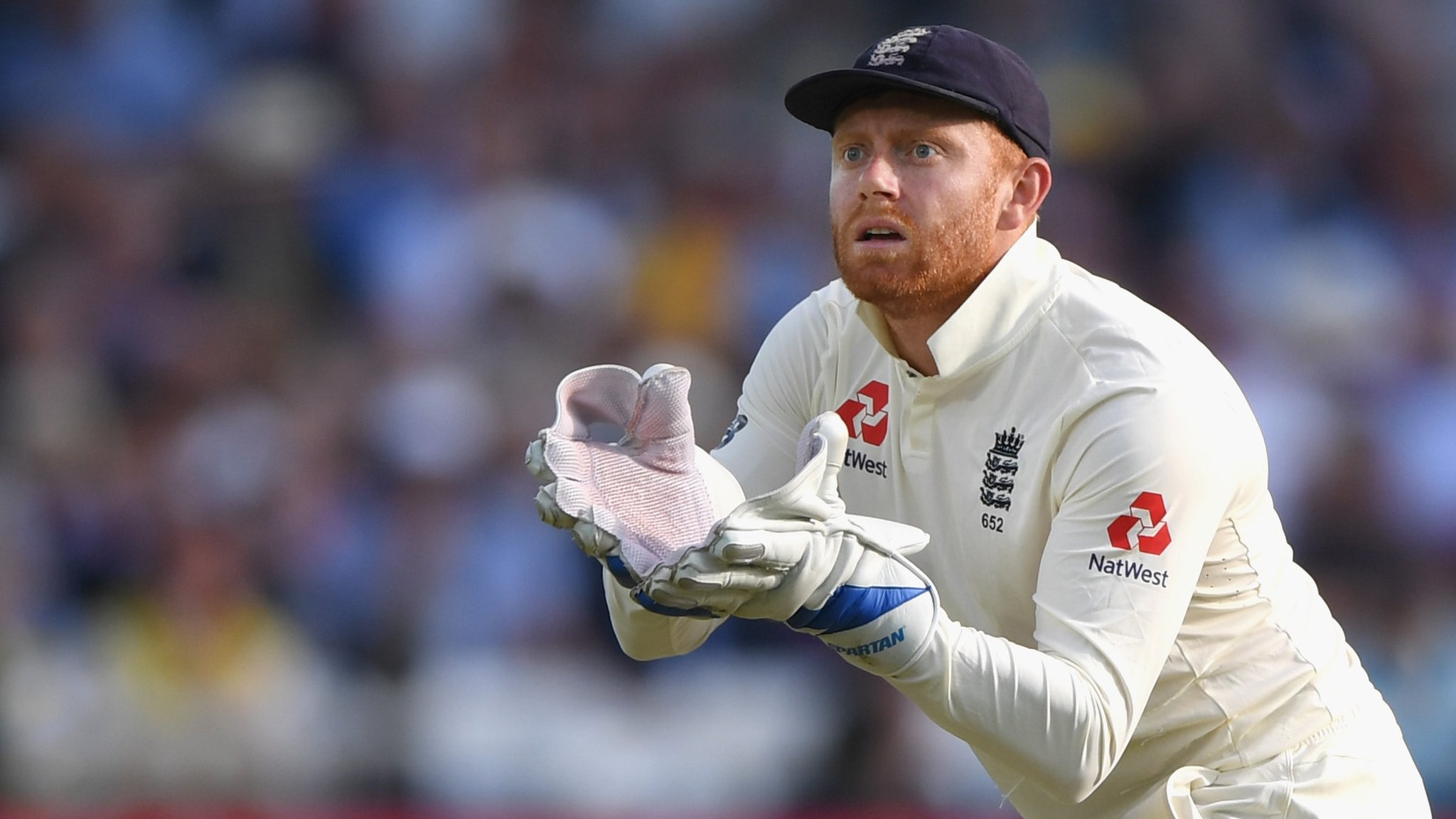 Sri Lanka v England: Jonny Bairstow has not 'accepted' playing as specialist batsman