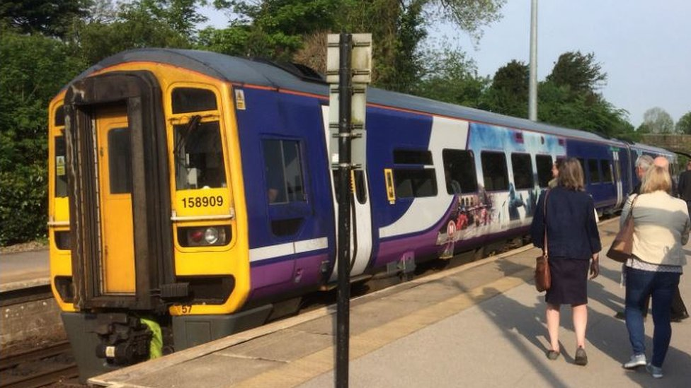 New Northern trains set to be unveiled