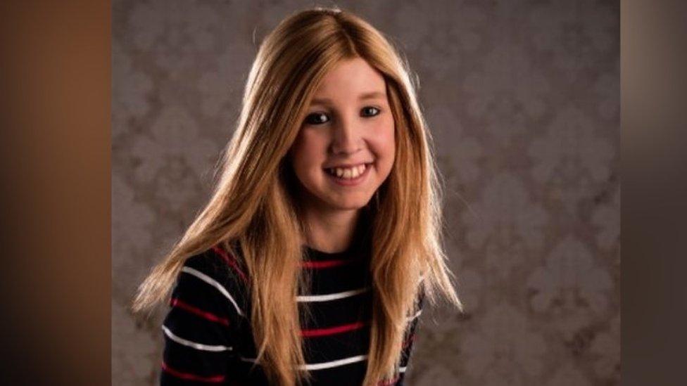 Daisy Wyatt, aged 14
