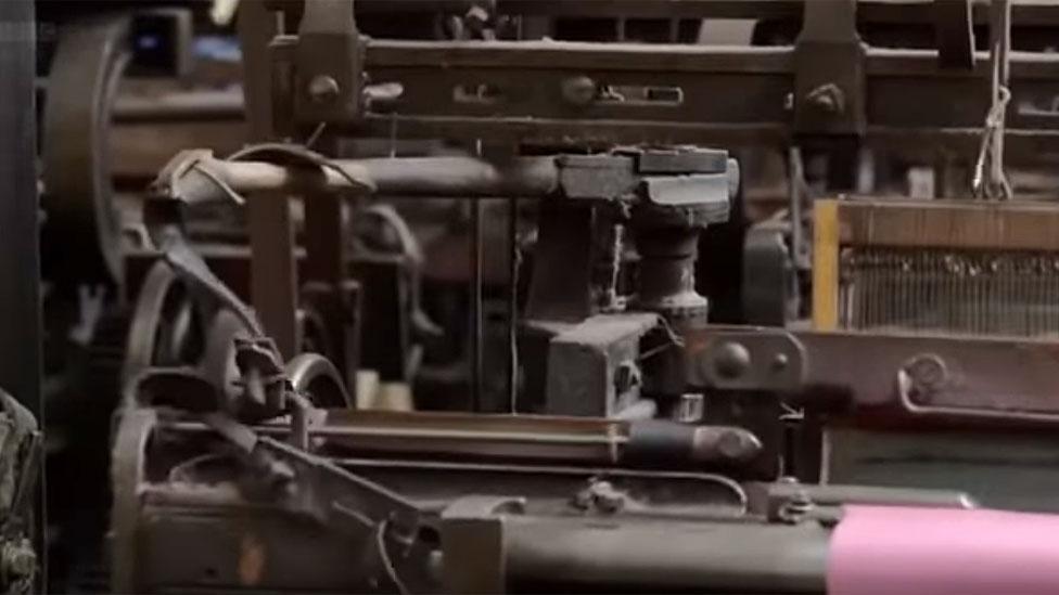 Máquinas tejedoras