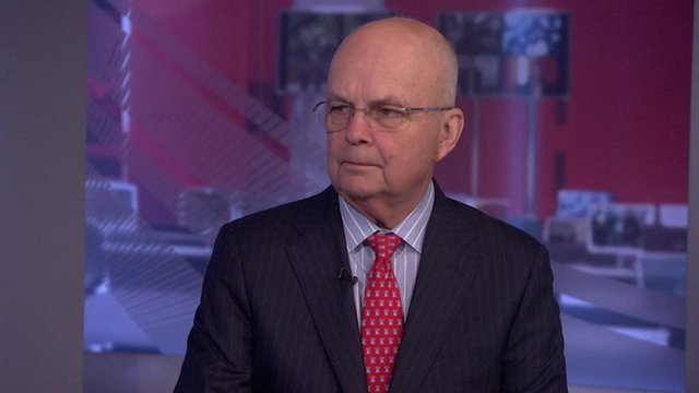Former CIA Director General Michael Hayden speaks about the Russia hacking of US political organizations