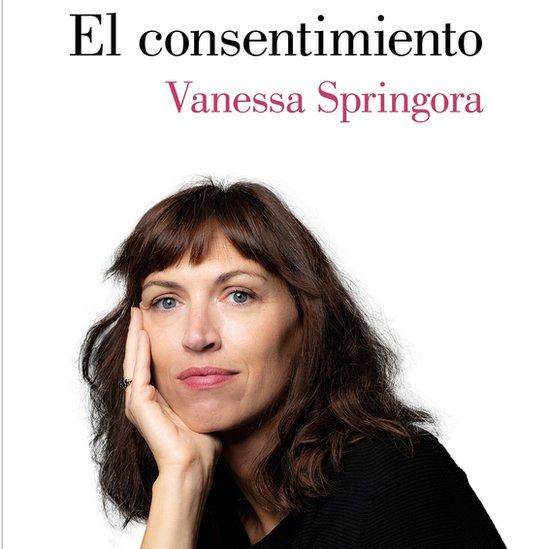 """Portada del libro """"El consentimiento"""""""