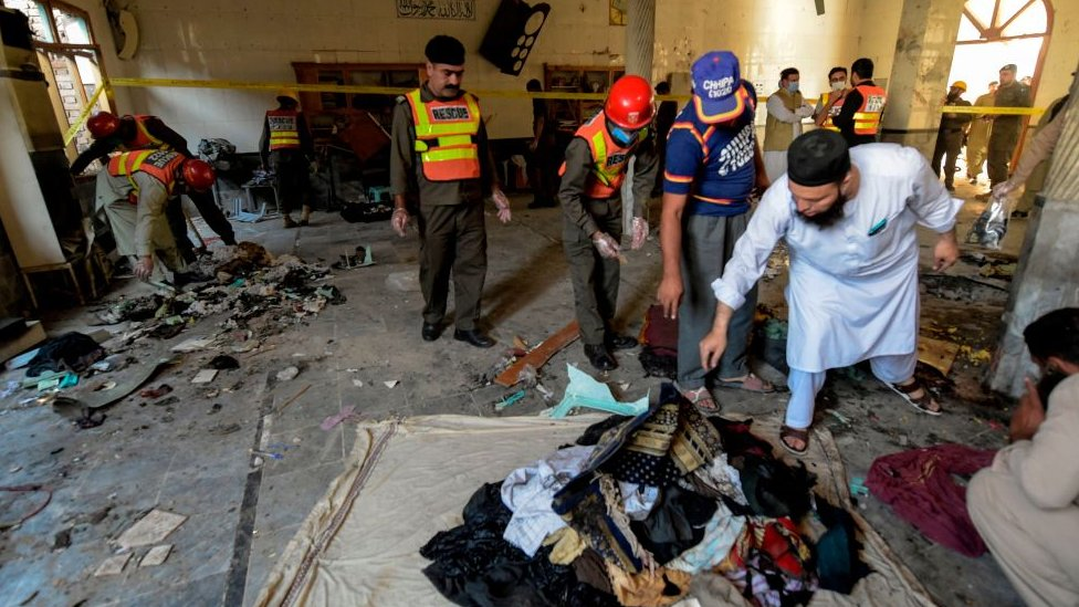 Peshawar blast: At least seven dead in Pakistan school attack thumbnail