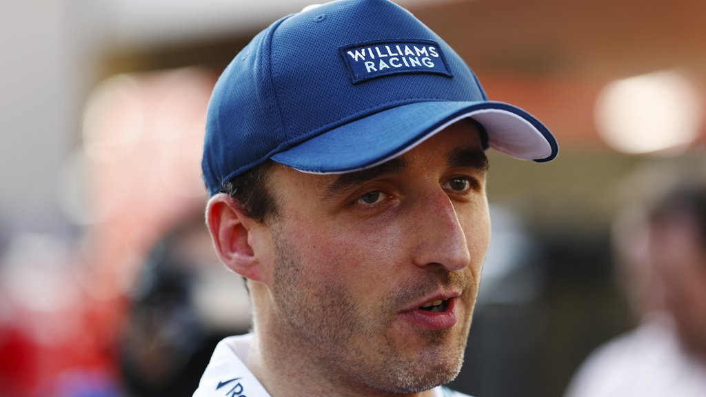 Williams name Kubica as reserve driver - seven years after serious crash