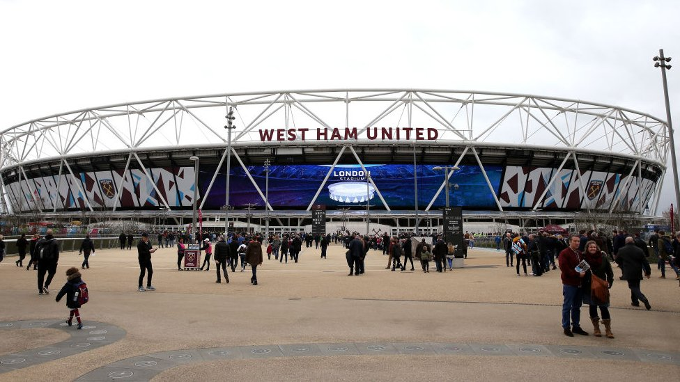 London Stadium '£10m backstop' approved to assure suppliers
