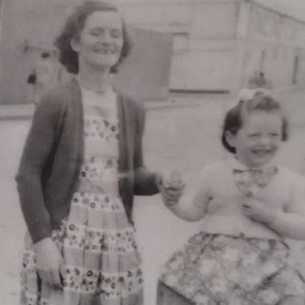 Madre con Anna