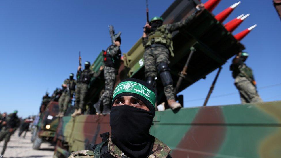 Militan Hamas