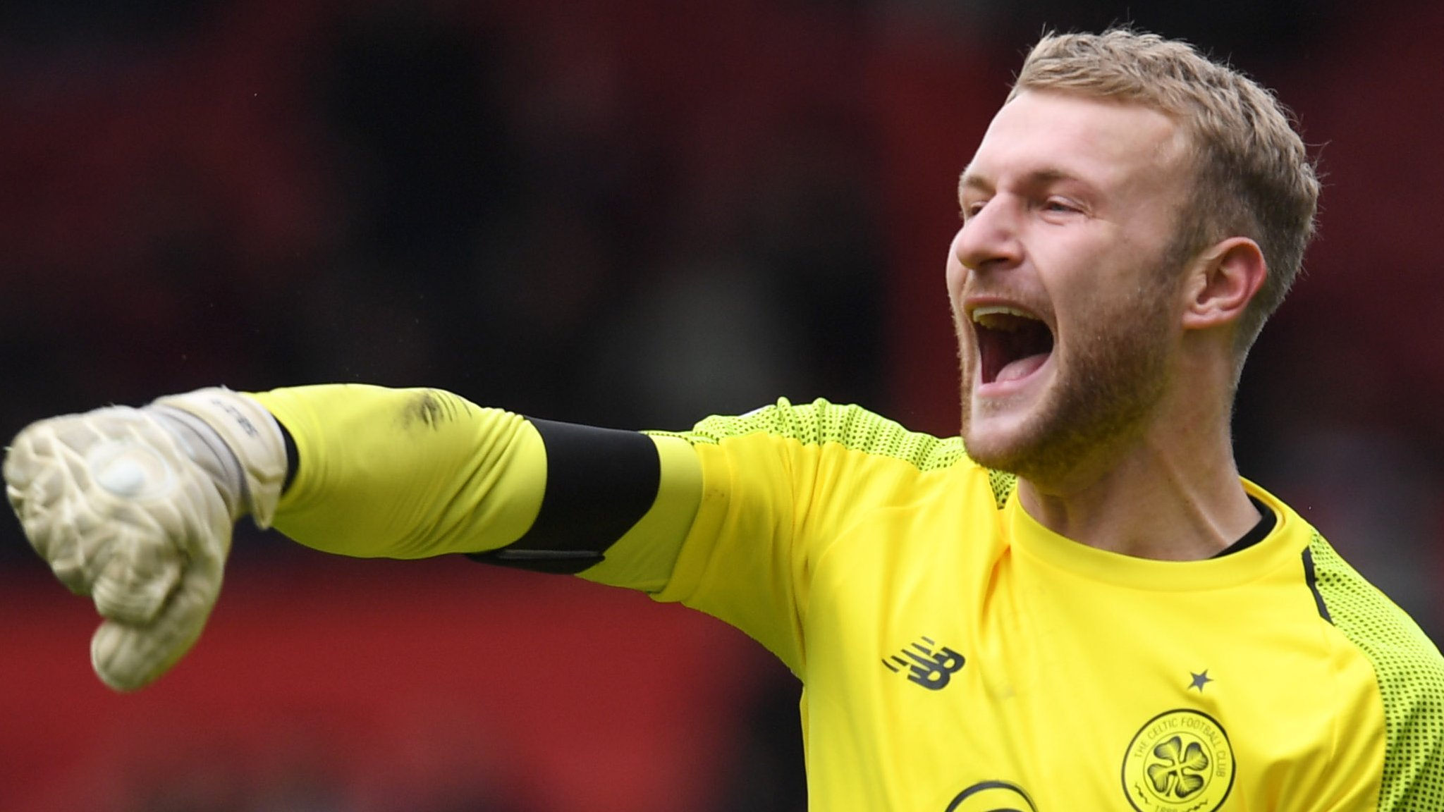From Dundee outcast to Scotland number one - Scott Bain's big break