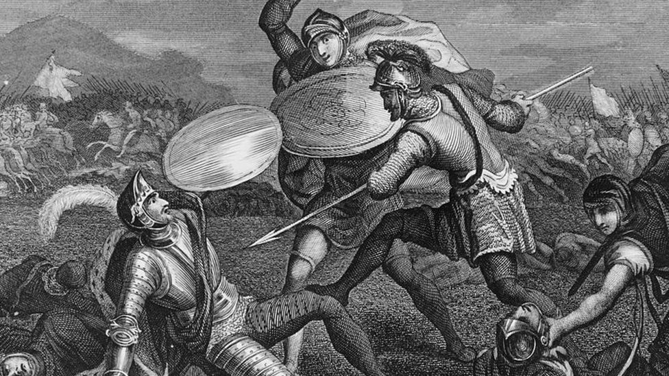 مقتل الملك ريتشارد الثالث في معركة بوسورث وضع نهاية لحرب العروش
