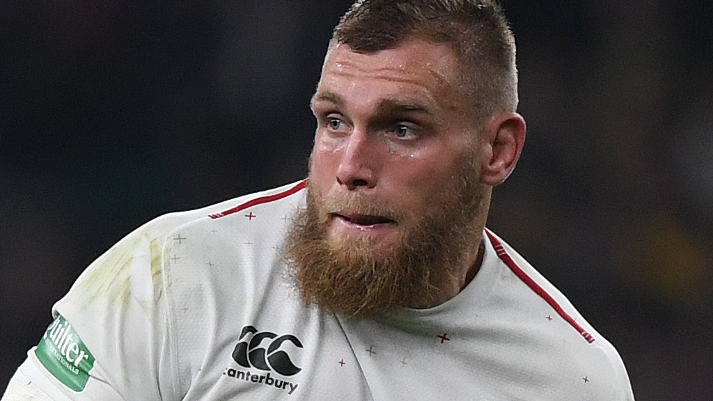 Ireland v England: Brad Shields a doubt for Six Nations opener
