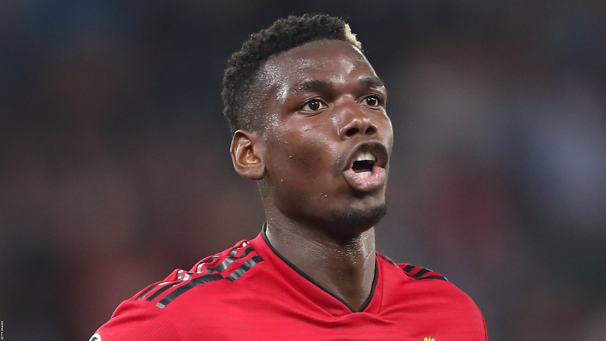 Pogba scores two as Man Utd ease to win over Young Boys