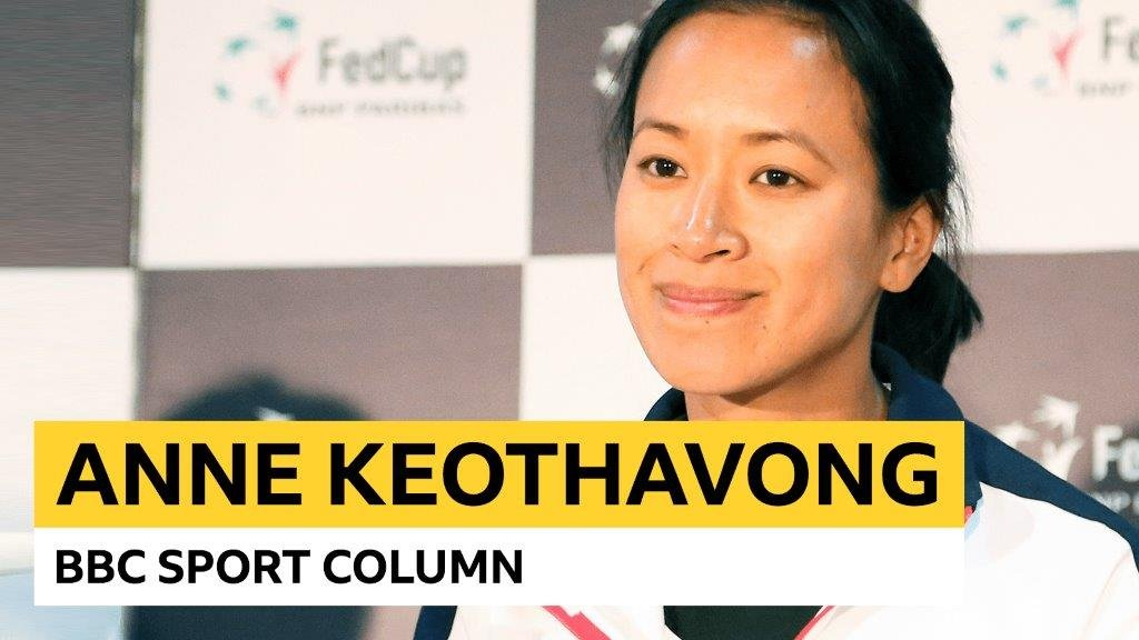 'Let's stay upbeat and make it happen' - GB captain Keothavong on overcoming Fed Cup loss