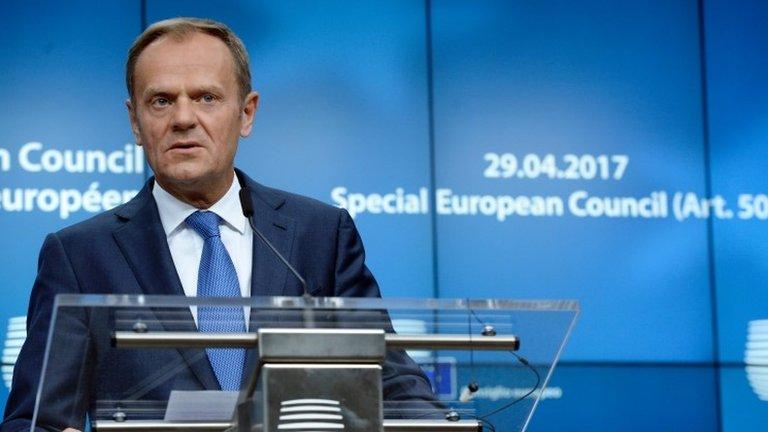 Brexit: EU demands 'serious UK response' on citizens' rights