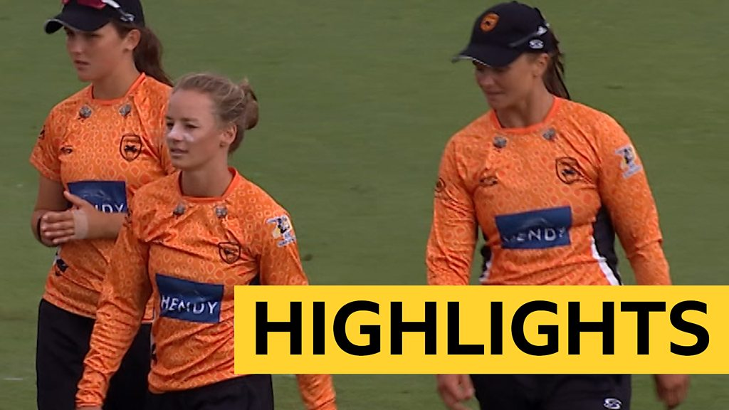 Kia Super League: Surrey Stars beat Southern Vipers after Danni Wyatt error