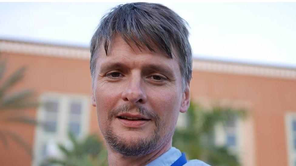 AI researcher Neil Lawrence