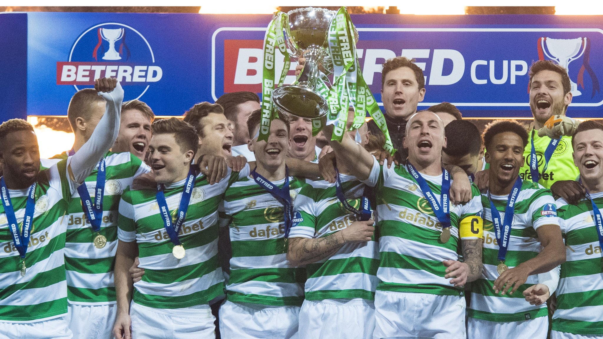 Scottish League Cup: Two all-Premiership encounters in group stage draw